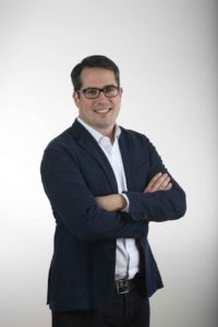 Flurin Capaul, Finanzchef und Digitalexperte des Quartiervereins