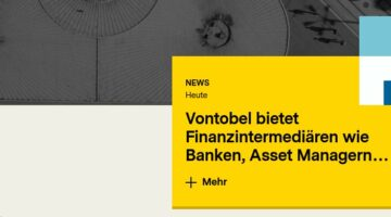 Bank Vontobel Digital Asset Management