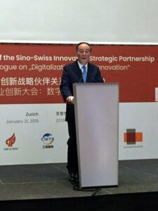Bankiervereinigung im Dialog mit China und Hong Kong