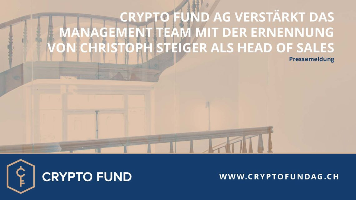 Crypto Finance Group