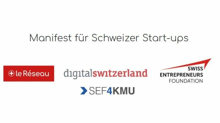 Manifest für Schweizer Start-ups