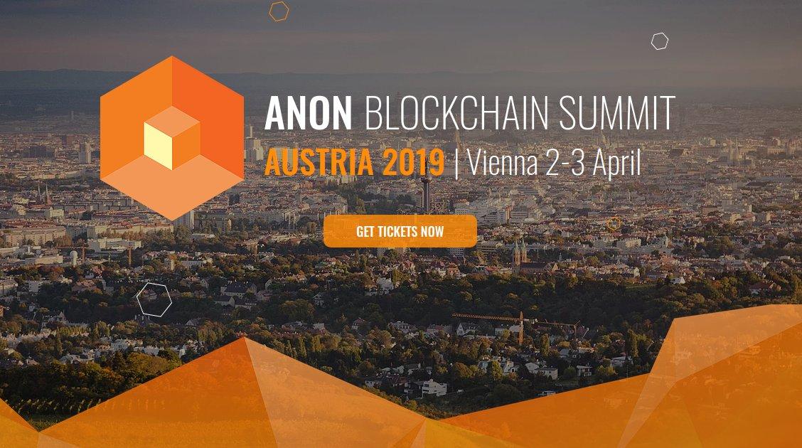 Blockchain abseits des Krypto-Hypes ANON Blockchain Summit Austria unterstreicht Wiens Rolle als Tech-Metropole