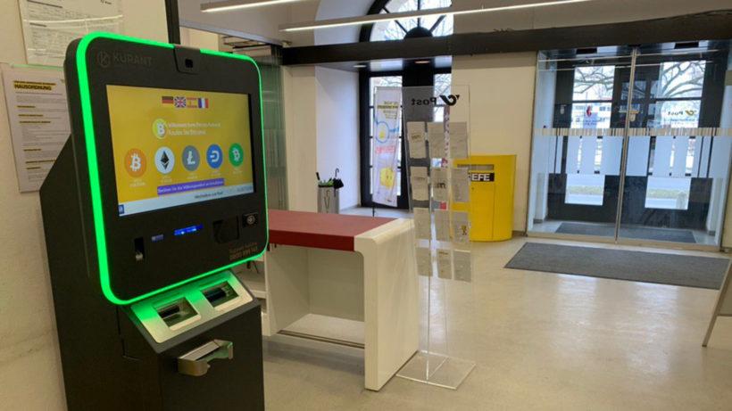 Bitcoin Automat Hamburg