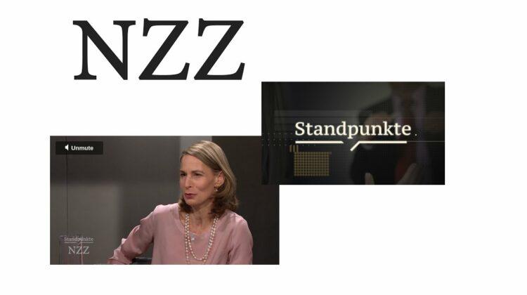 NZZ Standpunkte: UBS Schweiz und die Blockchain