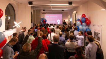 Erster Krankenkassen-Hackathon Deutschlands   24. bis 26. Januar 2019 in Leipzig