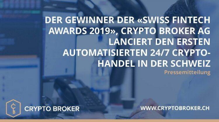 Crypto Broker AG