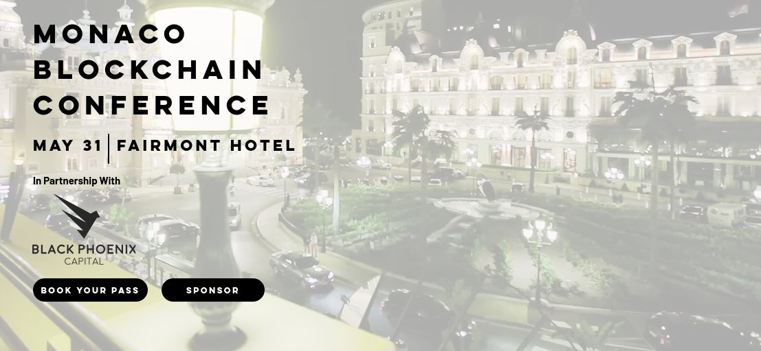 <bold>Monaco</bold> Blockchain Conference 2019