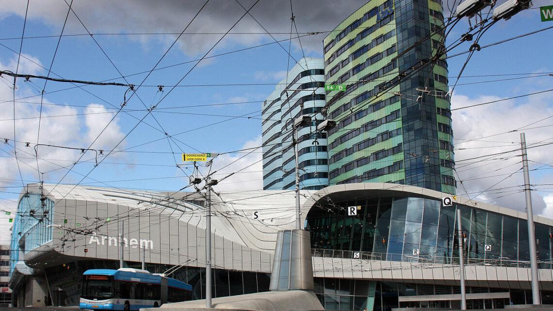 Bahnhof Arnhem Centraal