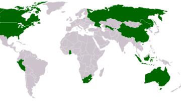 Goldvorkommen weltweit