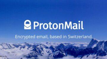 ProtonMail ist der weltweit größte sichere E-Mail-Service, entwickelt von Wissenschaftlern des CERN und des MIT.