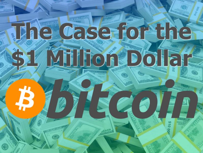 1 Bitcoin = 1 Million USD. So ein rennomiertes Forschungsinstitut.