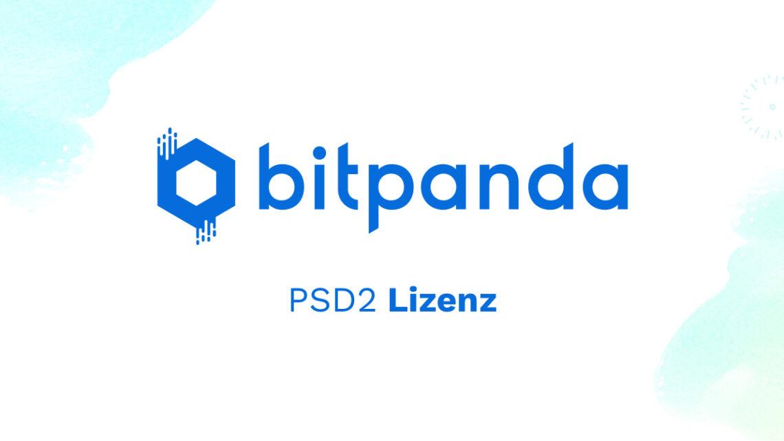 Bitpanda erhält Konzession (PSD2) als Zahlungsinstitut