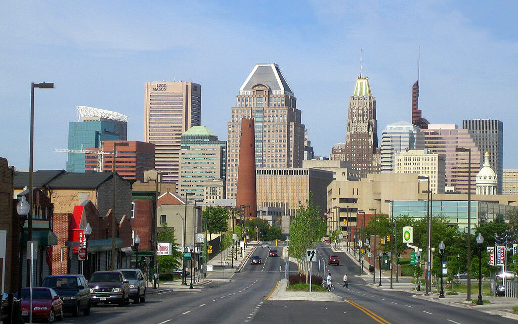 Rechner der Stadtverwaltung von Baltimore in den USA wurden von Erpressern angegriffen und lahmgelegt.