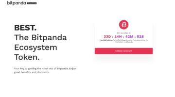 Ankündigung der Bitpanda Global Exchange und des IEOs für den Ecosystem-Token BEST
