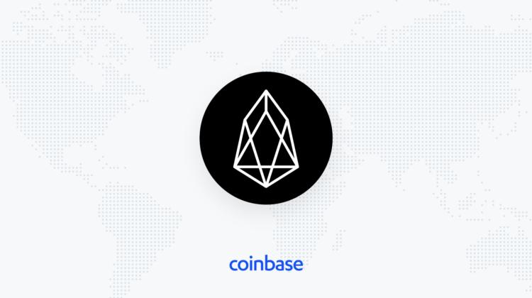Coinbase bietet jetzt überraschend Handel mit EOS an