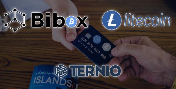 Litecoin Kreditkarte