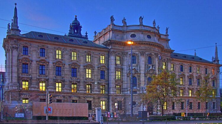 Justizpalast München, Südostflügel