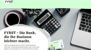 Fyrst: Die Deutsche Bank will N26, Revolut und Transferwise Konkurrenz machen!