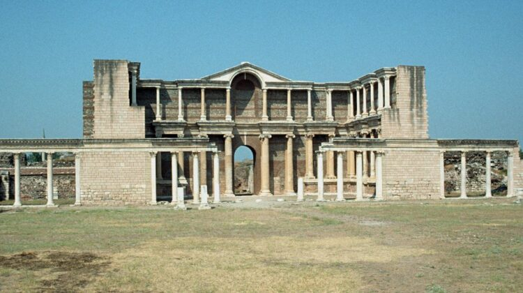 Gymnasium in Sardes