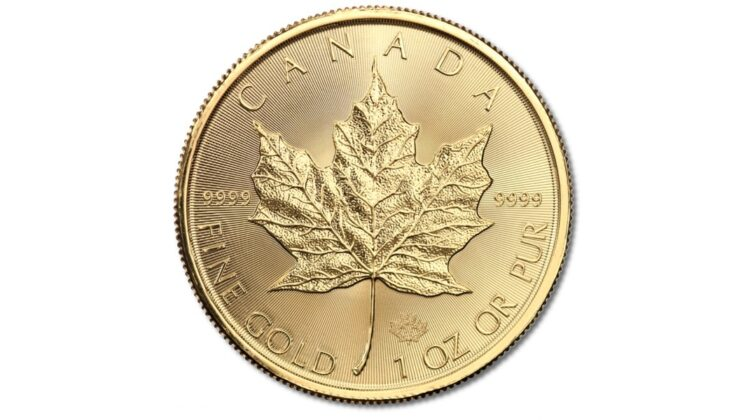 Maple Leaf Gold