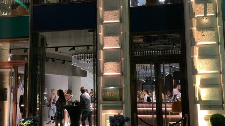 Wiens neuestes Luxusrestaurant heißt Tuya, liegt in der Jasomirgottstraße und macht auf südfranzösische Küche. - derstandard.at/2000105505151/Reis-nicht-weiss-Tuya-in-der-Jasomirgottstrasse