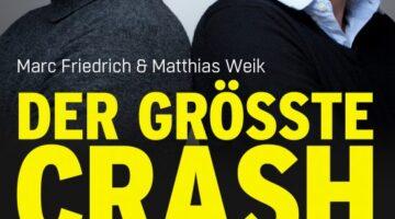 Eindrucksvoller Vortrag der Bestsellerautoren Marc Friedrich und Matthias Weik über die Ursachen, Auswirkungen und Folgen der Finanzkrise sowie weiterer hoch brisanter Themen.