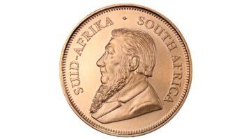 Der Krugerrand ist eine Anlagemünze und Kurantmünze, die in Gold, seit 2017 auch in Silber oder Platin geprägt wird.