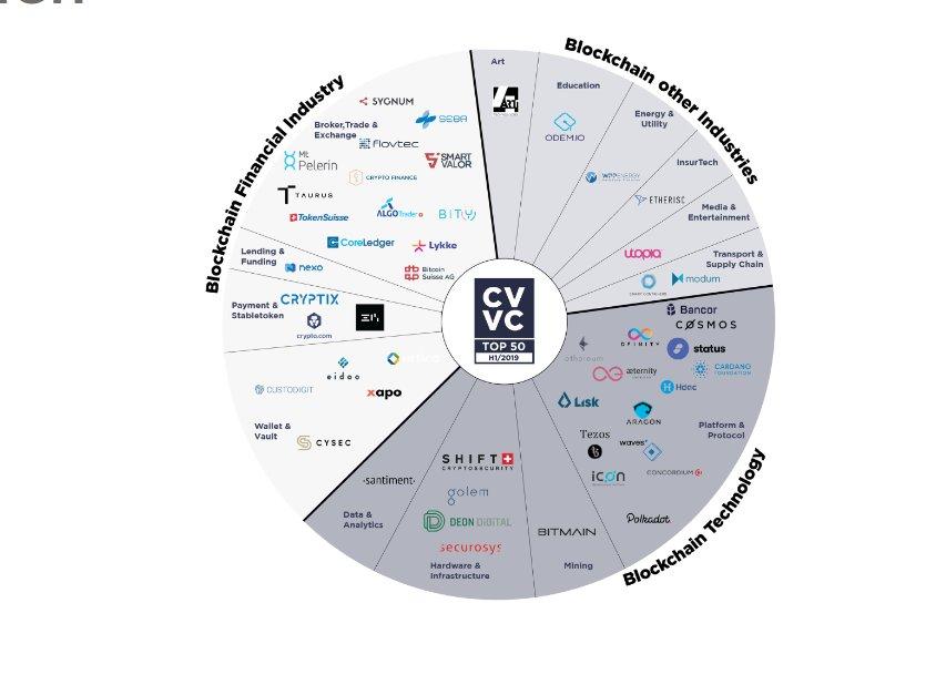 Bitcoin Top 50 Crypto Valley