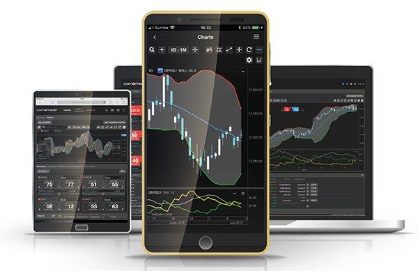 Multi-Asset-Plattform: Handeln Sie jede gewünschte Anlageklasse über eine einzige Plattform.