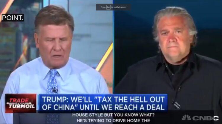 Ehemaliger Chefstratege Trumps glaubt an das Potenzial von Kryptowährungen