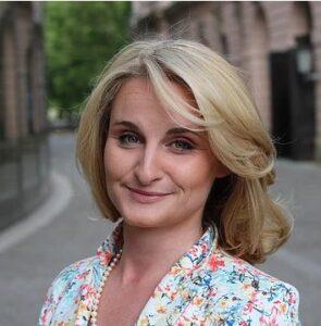 Christina Kehl, Swiss Finance Startups