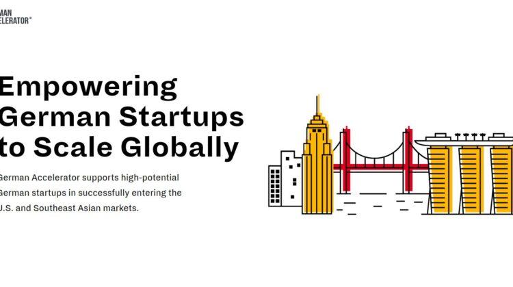 Der German Accelerator unterstützt die vielversprechendsten deutschen Startups bei der internationalen Expansion.