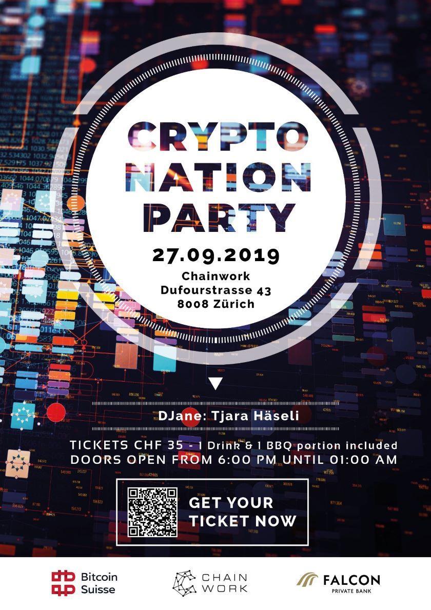Crypto Nation Party