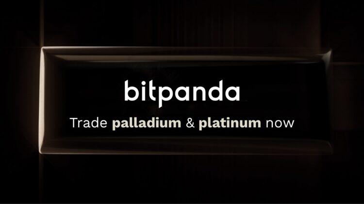 Kaufe echtes, digitalisiertes Palladium oder Platin und lagere es kostenlos mit Bitpanda Metals