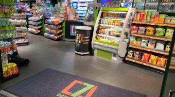 Neuer Bitcoin-Automat im 7 DAY-SHOP Baden