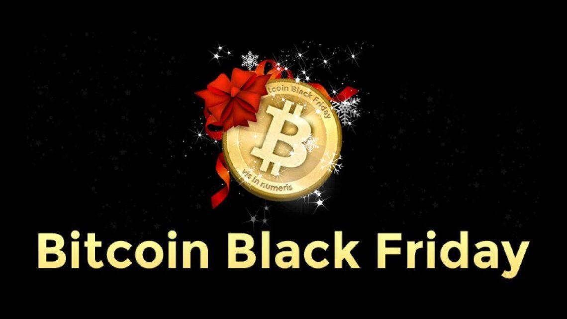 Black Friday Bitcoin