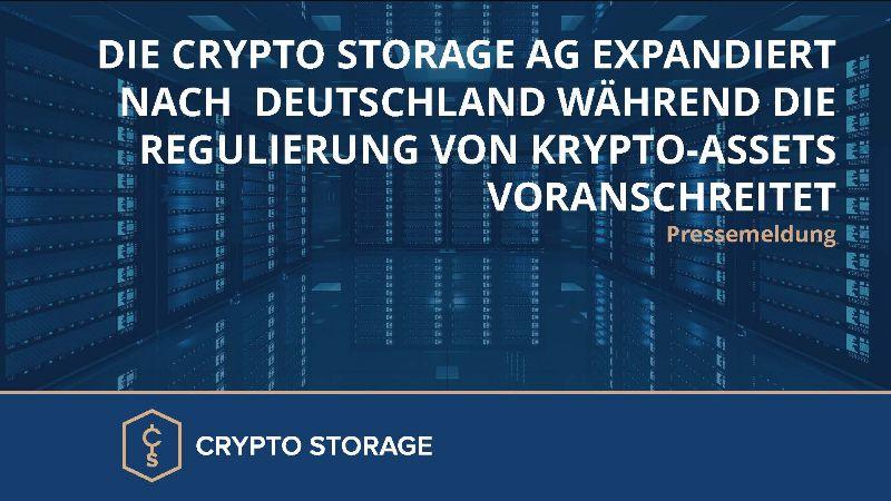 Crypto Storage