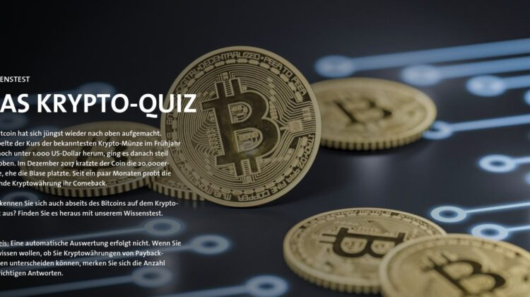 ARD lanciert Bitcoin-Quiz